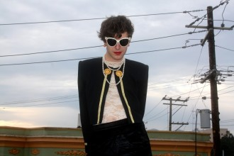 Ezra Furman Shares Cover Of The Replacements 'Androgynous'. Announces October and December Tour Dates.