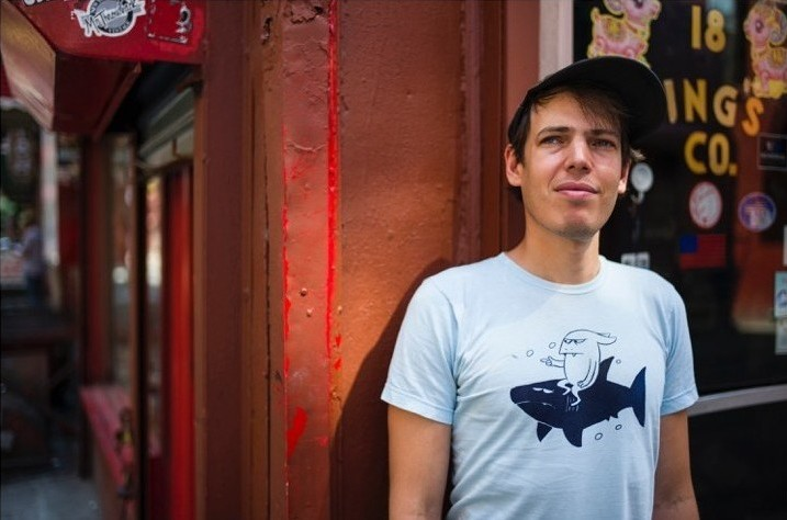 Jeffrey Lewis & Los Bolts' upcoming album, Manhattan
