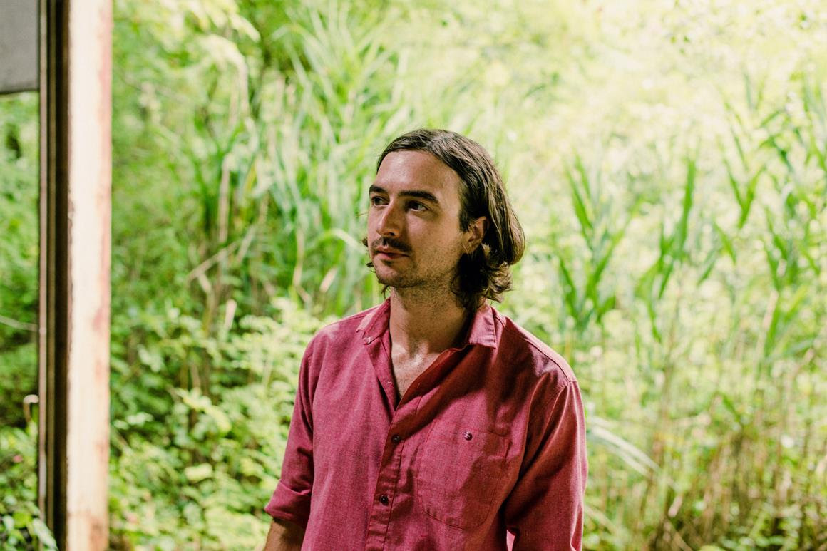 "Martin Courtney from Real Estate Announces new album 'Many Moons'; Shares Video For New Single ""Northern Highway""."