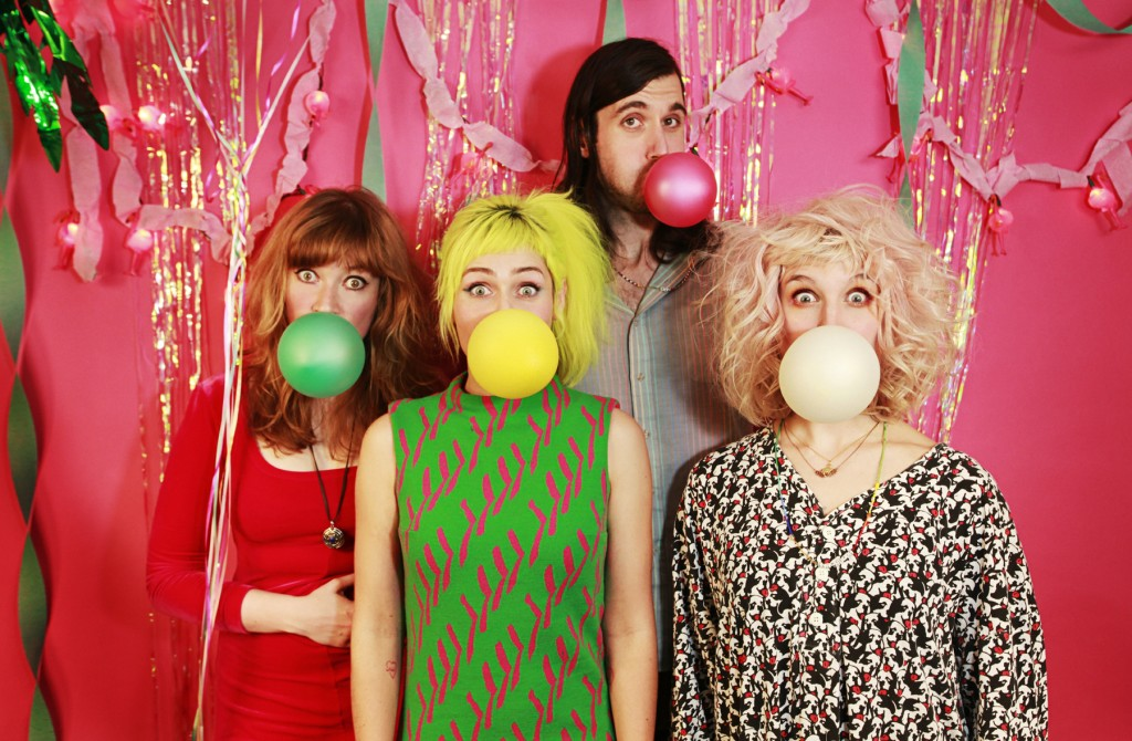 Tacocat Announce Tour with Sallie Ford and New Video