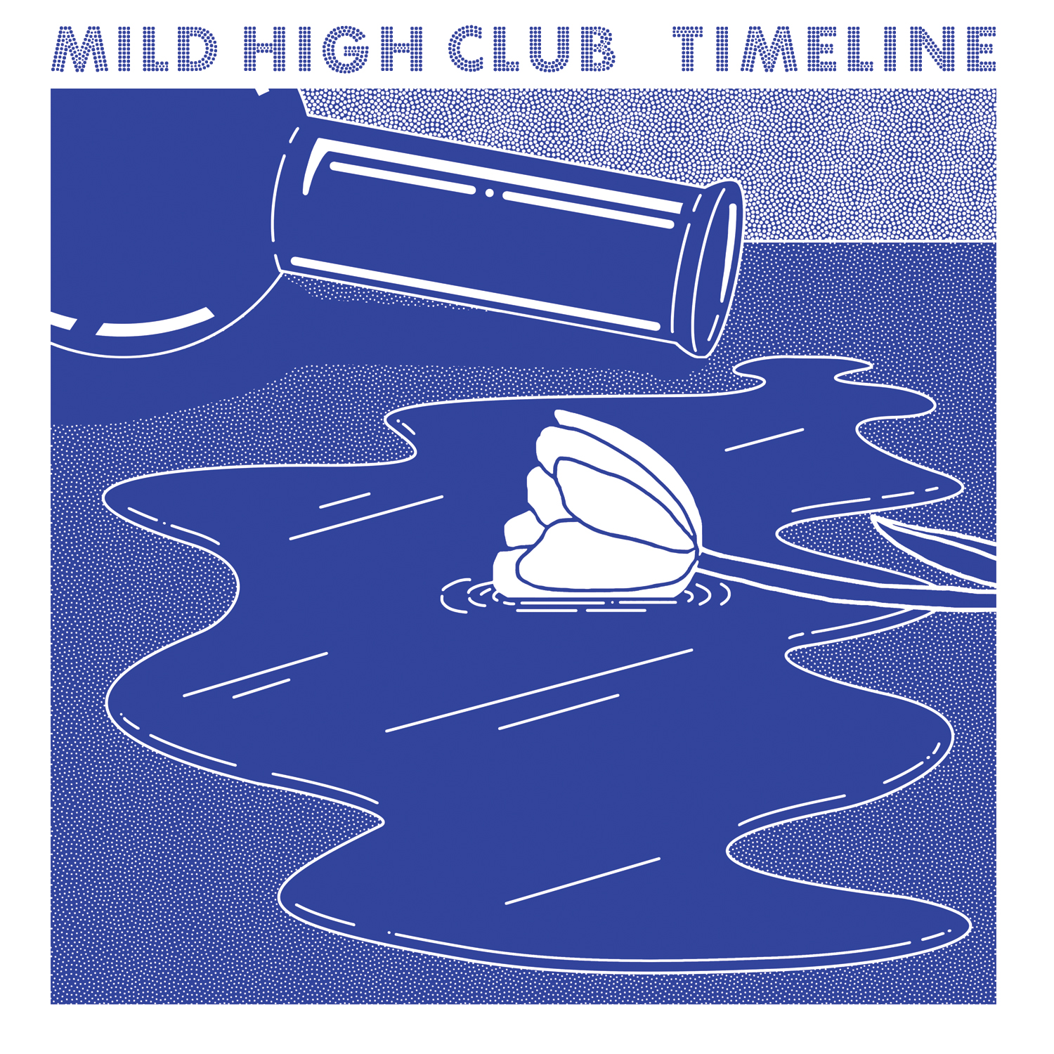 Review of the new album from Mild High Club 'Timeline', The bands full-length comes out on September 18th via Stones Throw/Circle Star Records.
