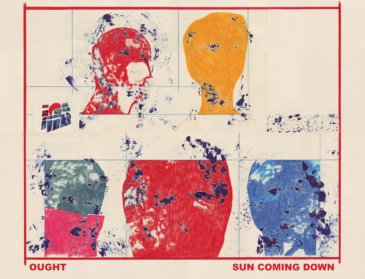 Ought 'Sun Coming Down' album review. The Montreal band's new LP comes out on September 18 on Constellation Records.