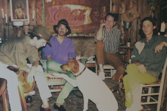 Deerhunter Share Interactive 'Fading Frontier' Concept Map, On Tour Next Month starting October 15th in Pomona.