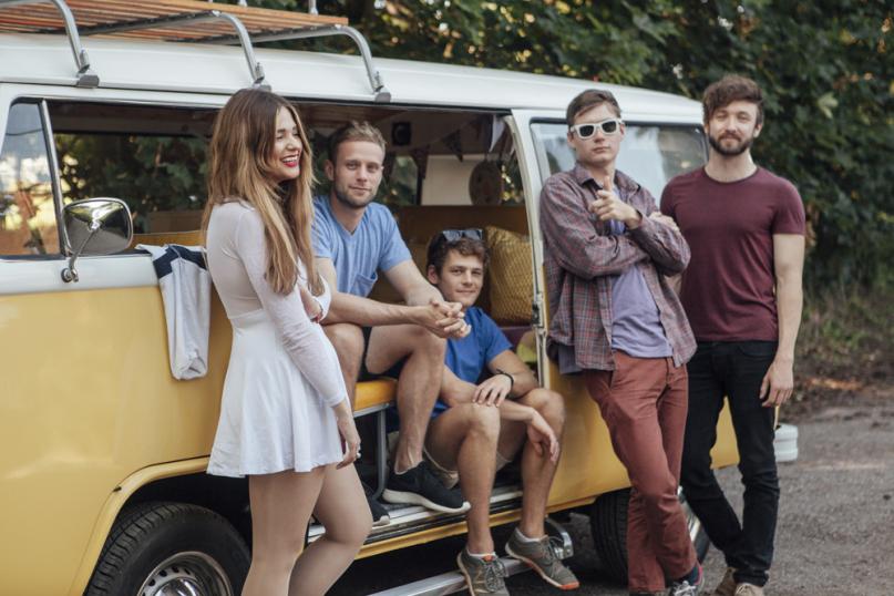 Saltwater Sun Premieres single, 'Making Eyes'