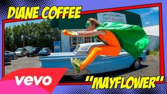 """Mayflower"" by Diane Coffee"