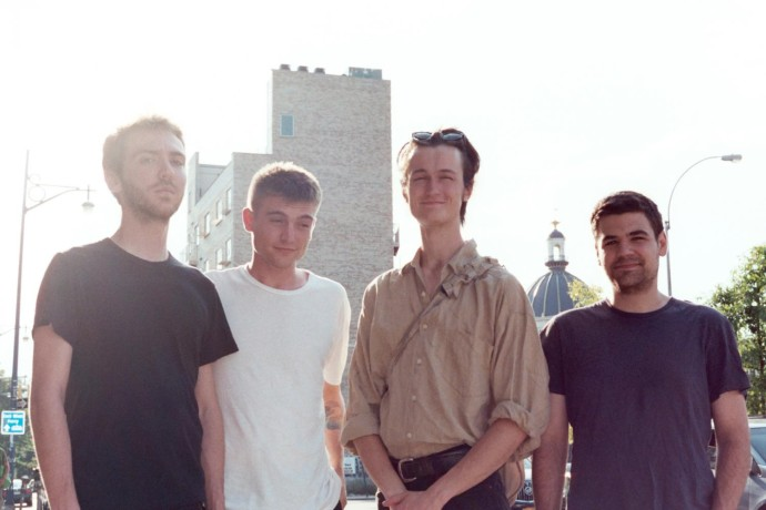 Interview with Ben Stidworthy from Ought. The Montreal band's current album 'Sun Coming Down' is now out