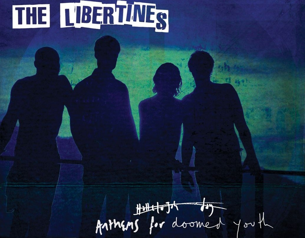 Review of The Libertines new album 'Anthems for Doomed Youth', out today on Virgin/EMI Records.