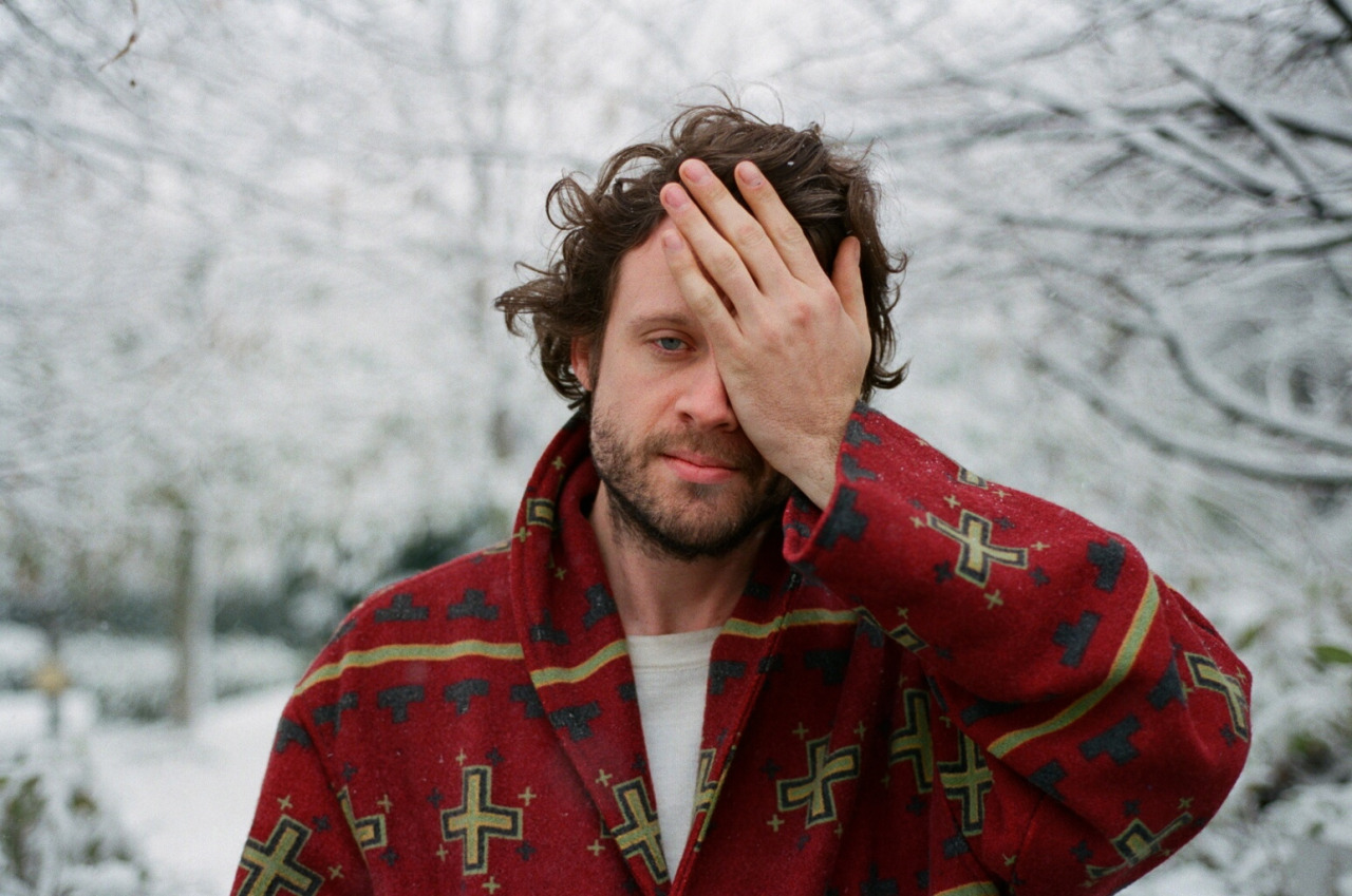"Father John Misty releases new video for ""The Night Josh Tillman Came To Our Apartment""."