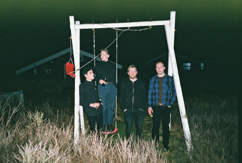 """Denmark's Yung Share New Track """"God"""" from their EP 'Alter' the new EP will be available on a limited edition 12""""."""
