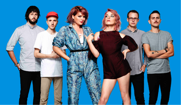 """Alpine have shared their new video for the single """"Shot Fox"""", the track comes off their latest release 'Yuck',"""