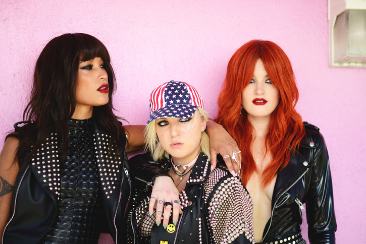 """Lowell and Icona Pop combine for single and video """"Ride"""""""