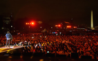 Wale and More Pay Tribute to National Mall