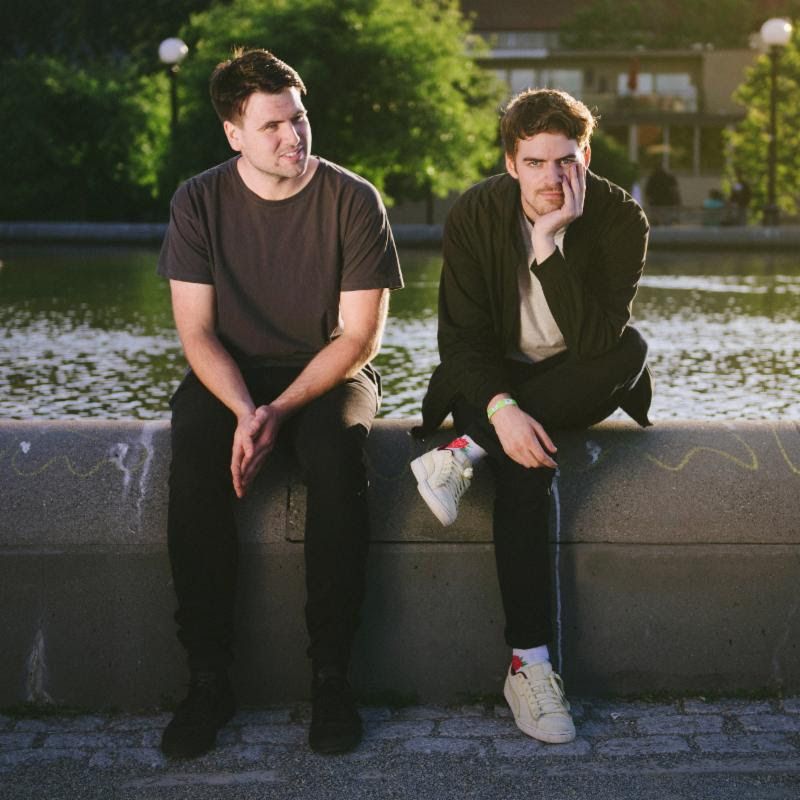 """Ryan Hemsworth and Lucas shares single """"From Grace"""", new EP 'Talking Flight'"""