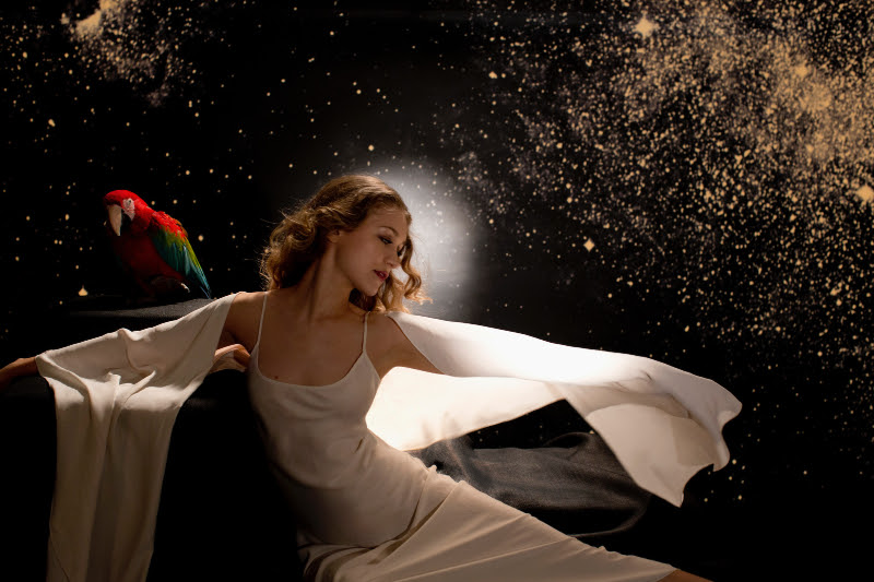 Joanna Newsom announces new tour dates, her new album 'Divers', will be available October 23.