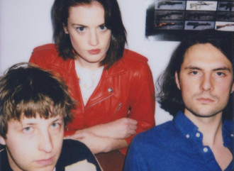 """TOPS share their new video for the single """"Anything"""". TOPS start their tour with Molly Nilsson on October 15th"""