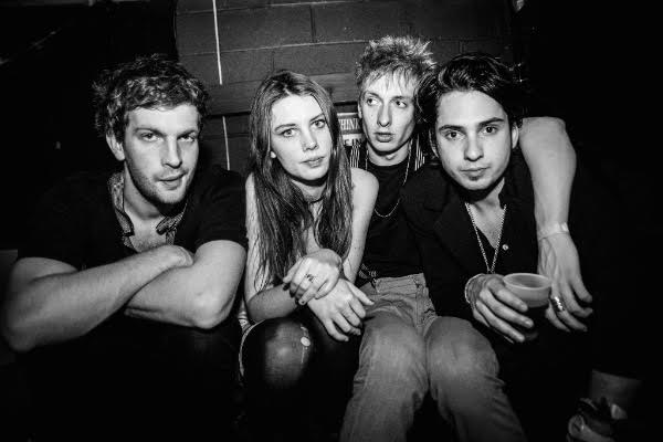 "Wolf Alice ""Bros"" gets remixed by NAO, the track is available to stream on Northern Transmissions"