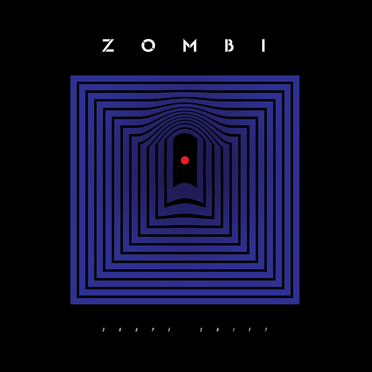 Review of 'Shape Shift' the new album by Zombi. 'Shape Shift'
