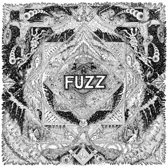 Review of the new album by Fuzz 'II', the trio's new album comes out on October 23rd via In The Red Records.