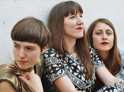 """Stealing Sheep Premiere """"Apparition"""" Video, Announce Tours with Django Django, Maximo Park and Everything Everything,"""