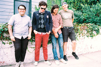 Interview with James Alex from Beach Slang