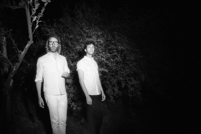 EL VY, the duo of Matt Berninger from The National and Ramona Falls' frontman Brent Knopf,