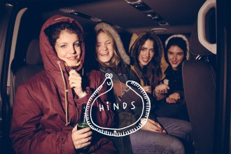 HINDS guest on an episode of 'Records in my Life'. The band talked about their favourite albums, and dream shows.