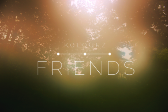 "Kolourz shares new track ""Friends"" featuring Los Angeles singer Nori."