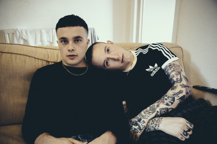 Slaves member Laurie Vincent shares his favourite albums with Northern Transmissions