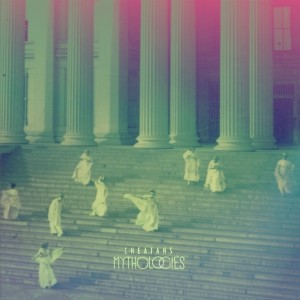 Review of Cheatahs new album 'Mythologies', the bands full-length comes out on October 30th via Wichita Recordings.