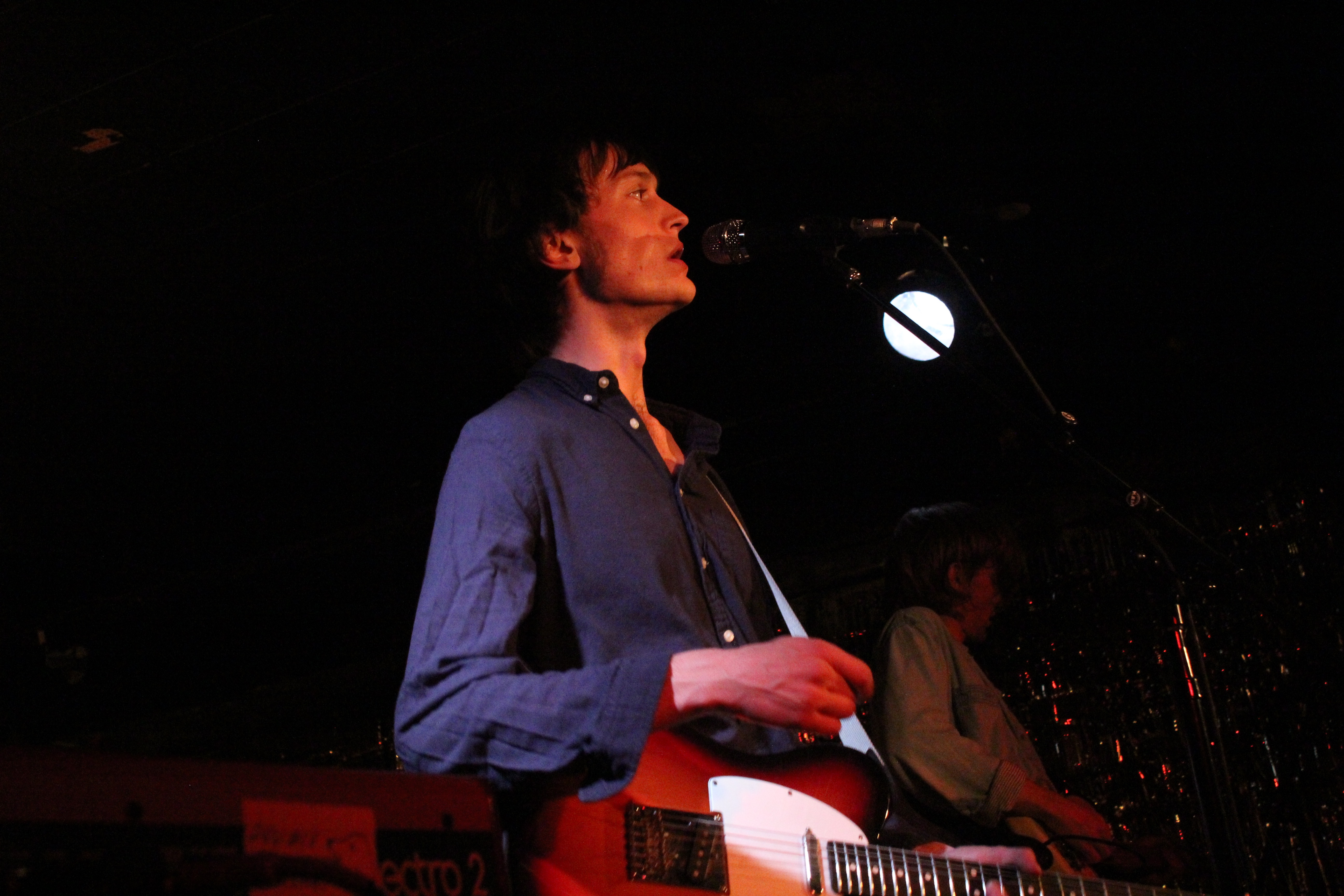 Review of the Ought October 29th show at the Horseshoe Tavern in Toronto,