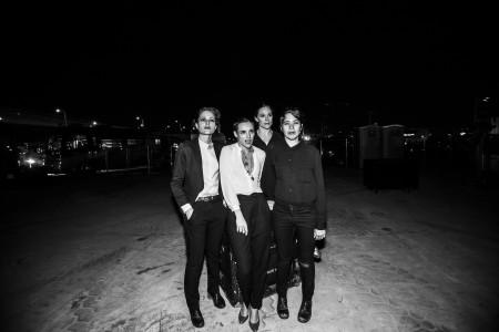 "SAVAGES Announce New Album ""Adore Life"" Out January 22nd via Matador Records,"