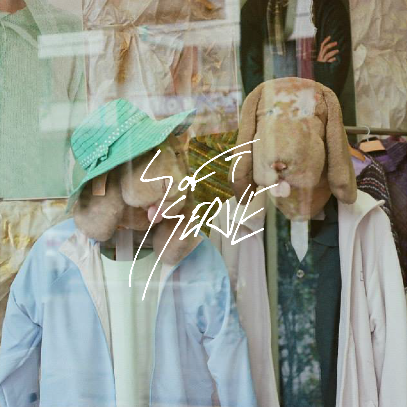Soft Serve are streaming their new self-titled release