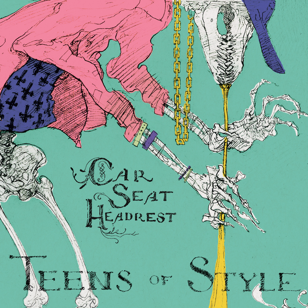 Car Seat Headrest new album 'Teens Of Style' review.