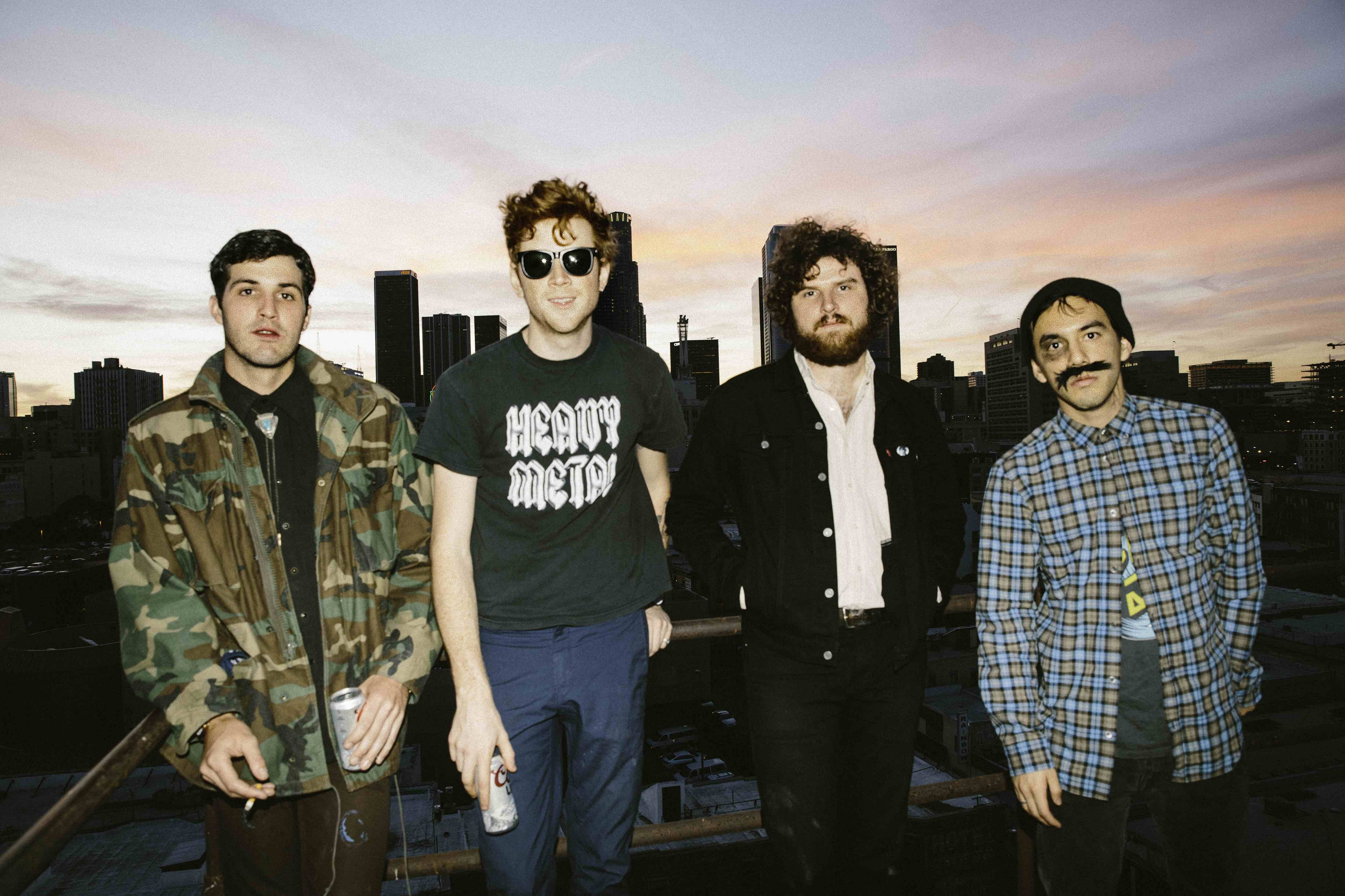 """FIDLAR Shares Lyric Video for the single """"Drone"""", the song is off their latest LP 'TOO'"""