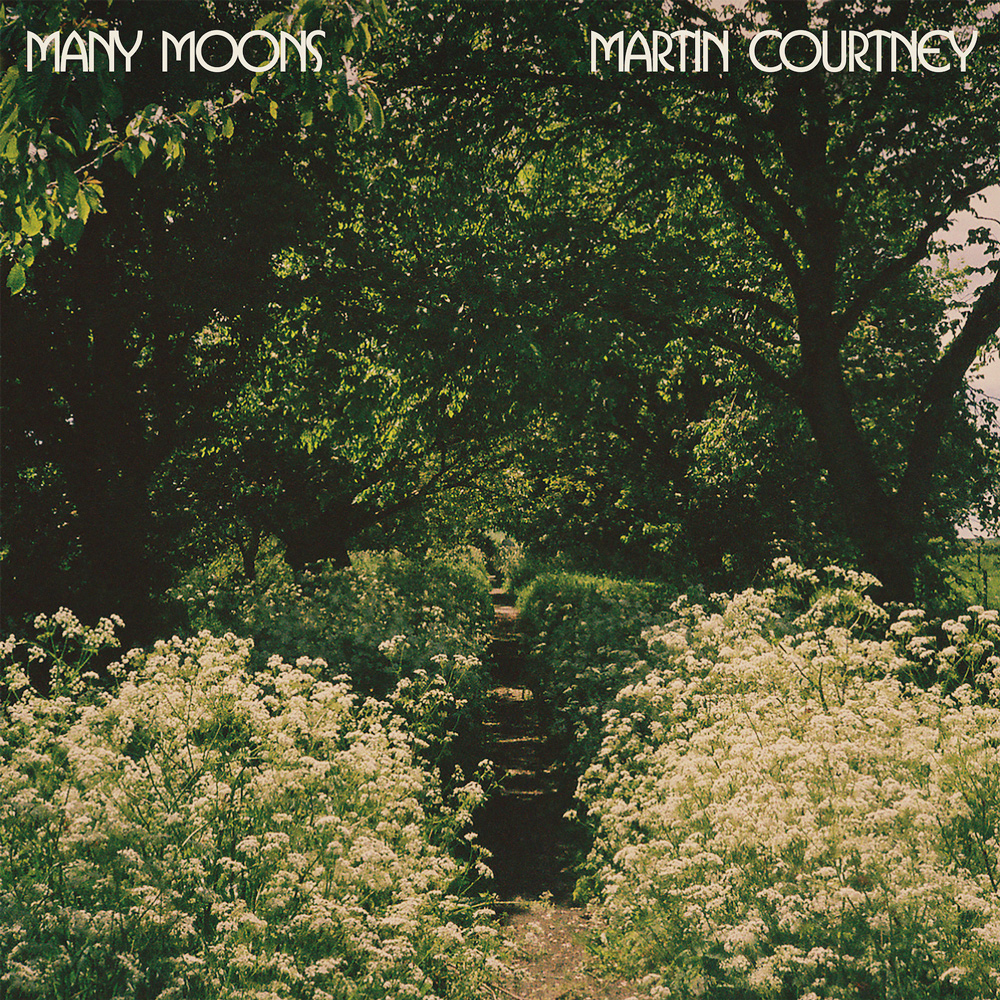 Review of 'Many Moons' the new album by Martin Courtney.