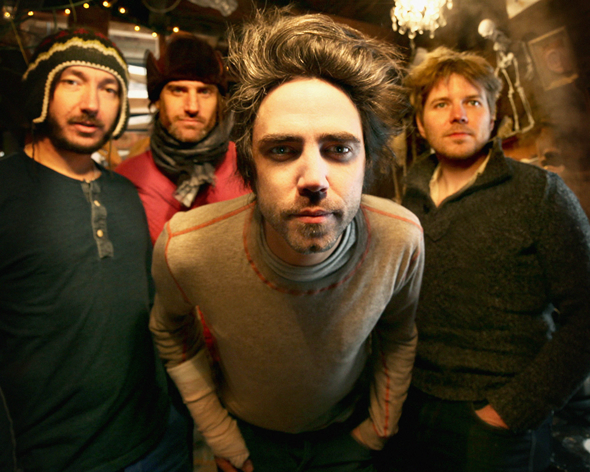 NT's Interview with Patrick Watson