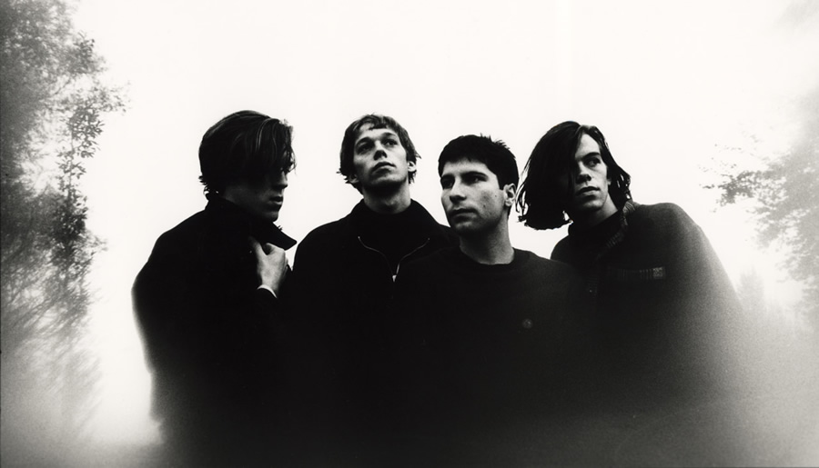 Interview with Andy Bell from Ride