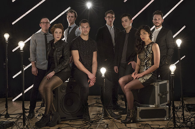 "San Fermin have covered The Strokes' classic track ""Heart In A Cage"""