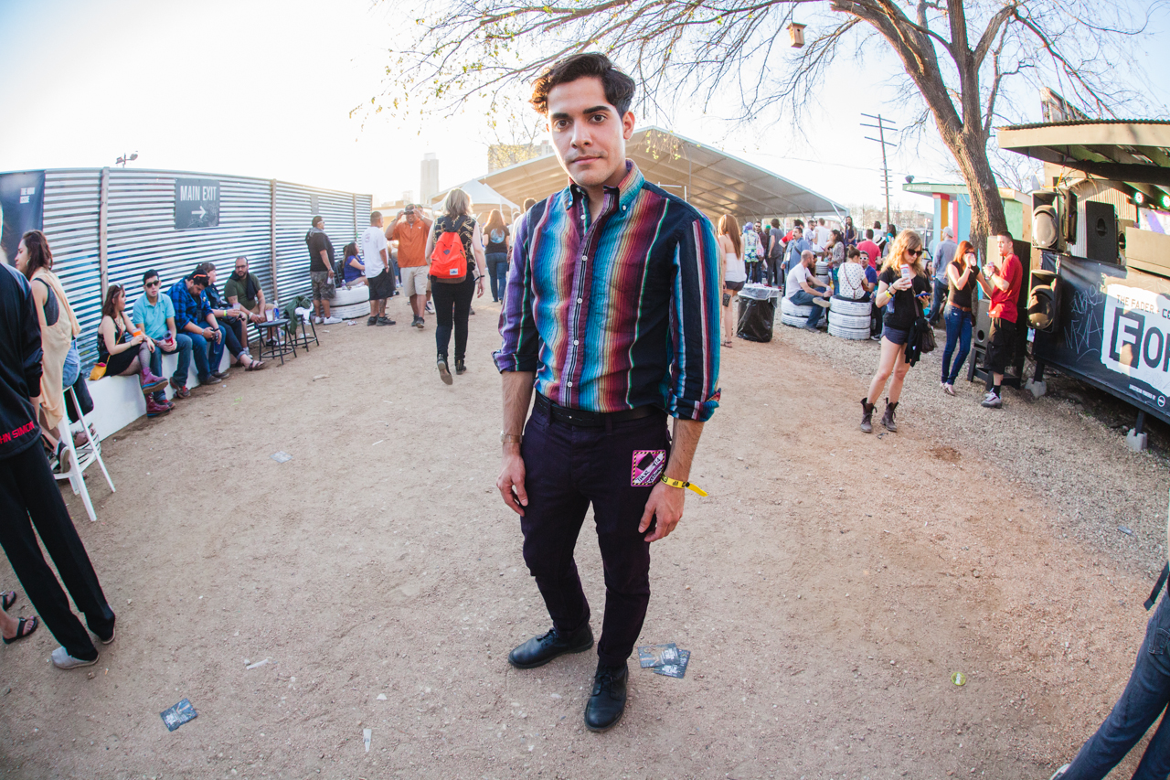 """Neon Indian debuts """"Slumlord Rising"""" short film. The track comes from Neon Indians latest release VEGA INTL Night School,"""