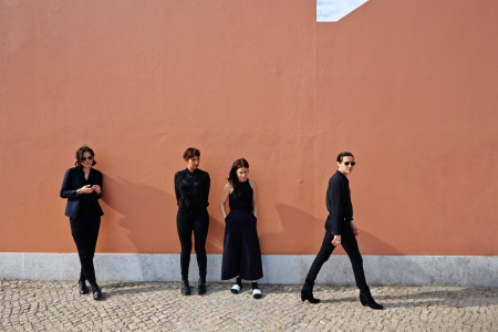 Savages Announce 2016 Tour Dates. Their forthcoming LP 'Adore Life' comes out January 22 on Matador.