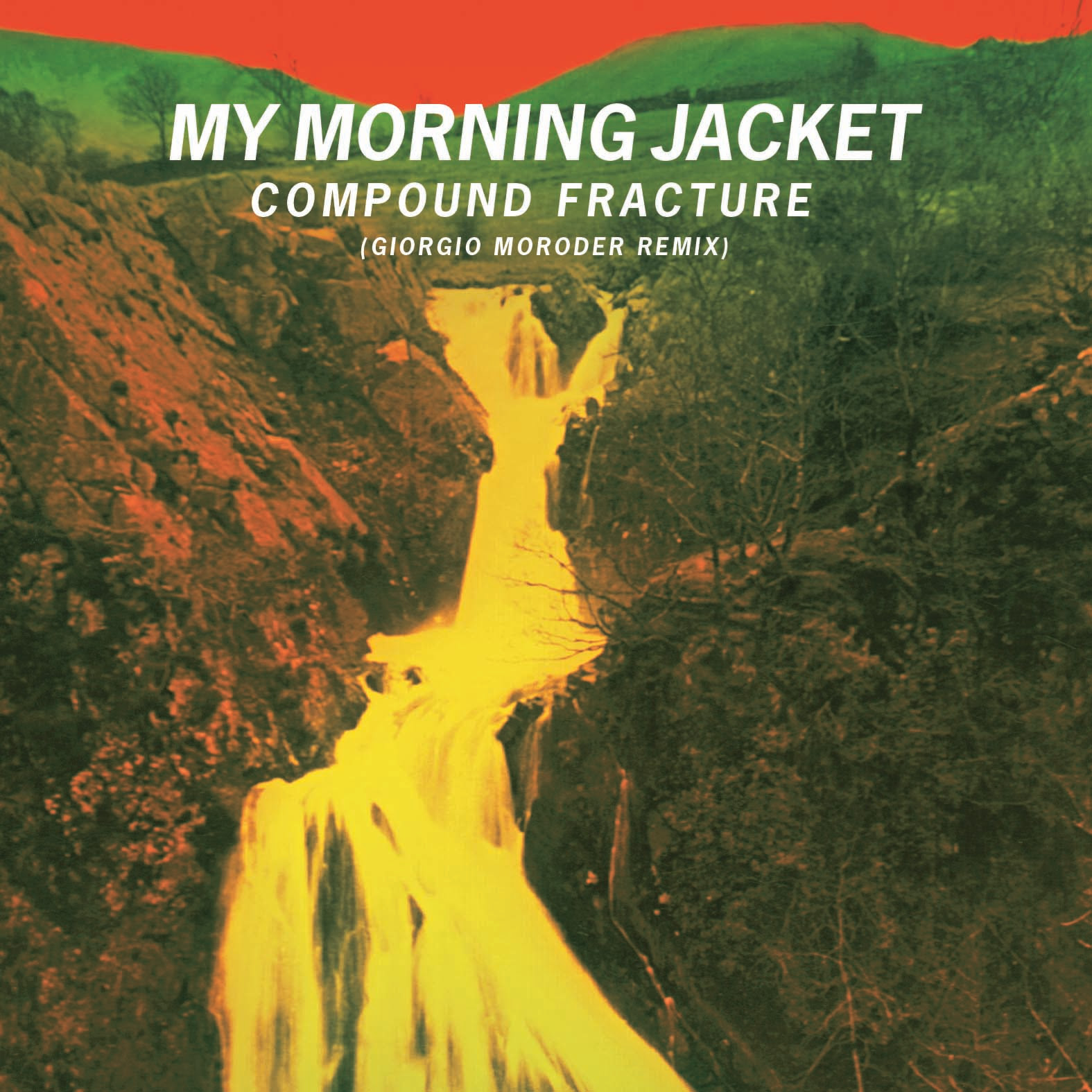 """Giorgio Moroder Remixes """"Compound Fracture"""" by My Morning Jacket,"""