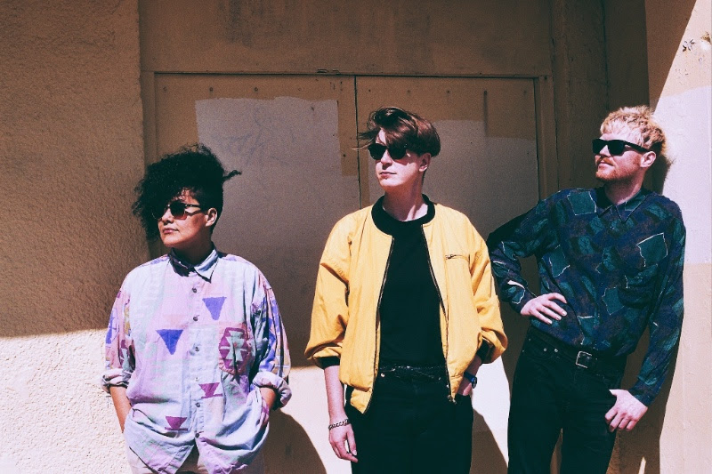 "Shopping Share Video For ""Straight Lines"", the track comes of the band's' LP 'Why Choose'"