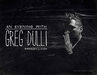 Greg Dulli of the Afghan Whigs will embark on a solo tour