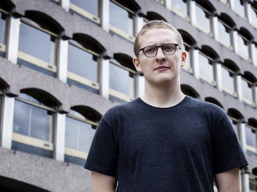 Floating Points – a.k.a London-based composer/prodcuer Sam Shepherd,
