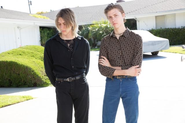 The Garden share 'Vexation' Video, the track comes of the their LP 'Haha'