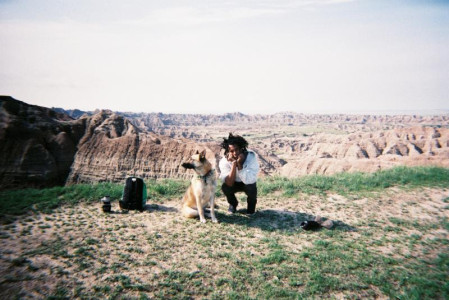 """Conner Youngblood releases new video for his single """"The Badlands"""","""