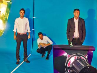 """Battles Share New Video for """"Dot Net"""" off their record LA Di Da Di."""