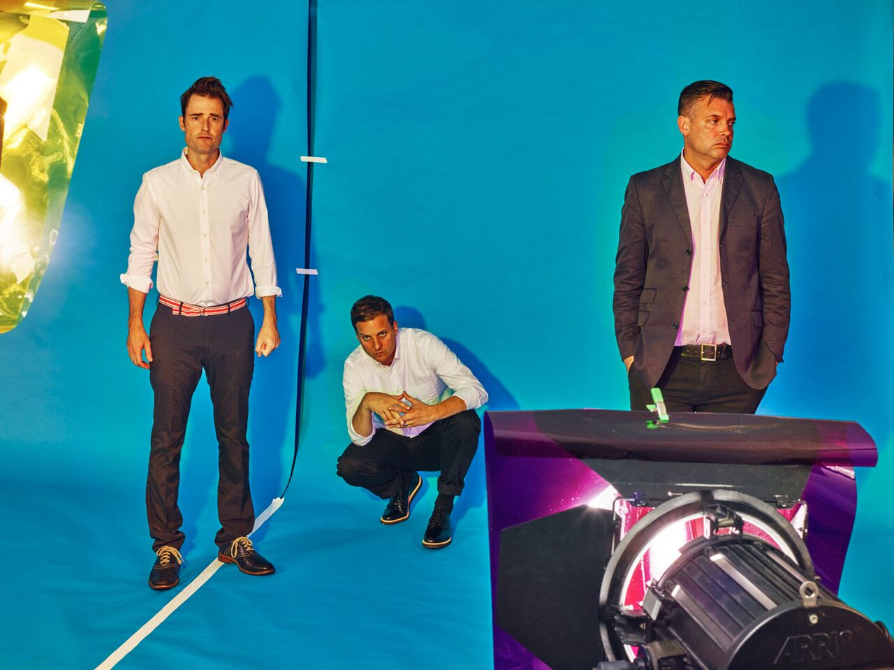 "Battles Share New Video for ""Dot Net"" off their record LA Di Da Di."