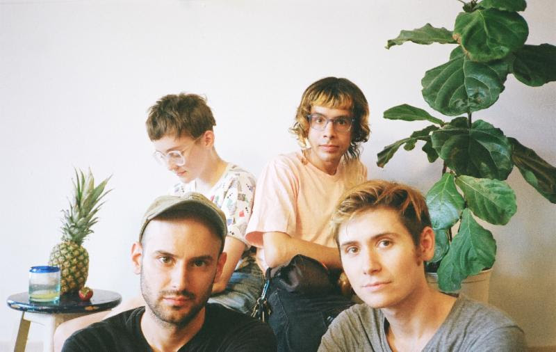 Florist stream their new EP 'Holdly', the album comes out on October 30th via Double Double Whammy.