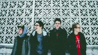 "Hippo Campus have unveiled their new video for single ""Violet"", a song about discontent with American culture."